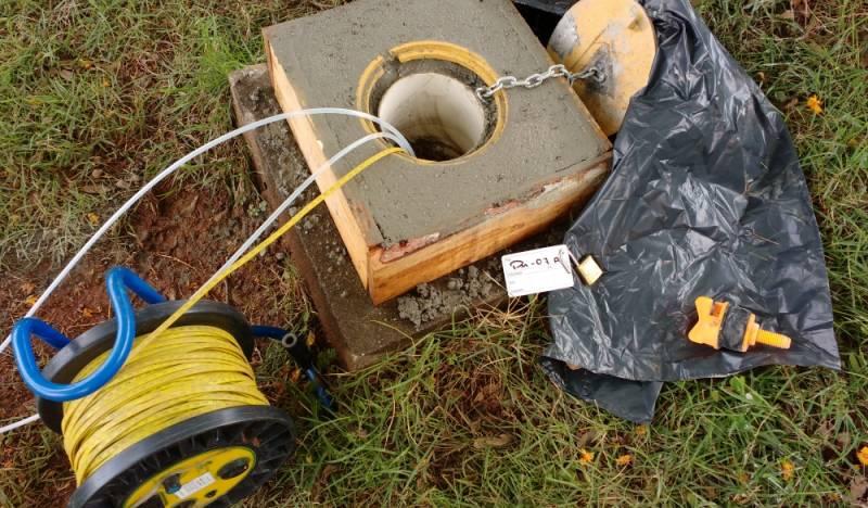 Análise de água Subterrânea Vila Esperança - Laboratórios de Análises Microbiológicas