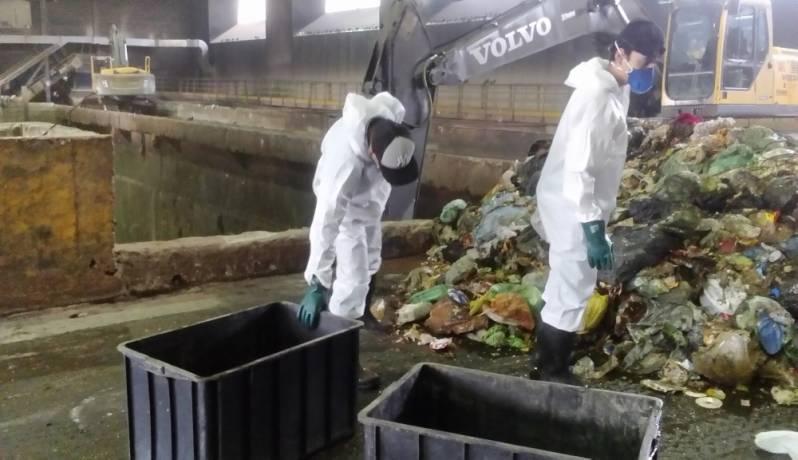 Análise Gravimétrica do Lixo Mogi das Cruzes - Análise Gravimétrica do Lixo