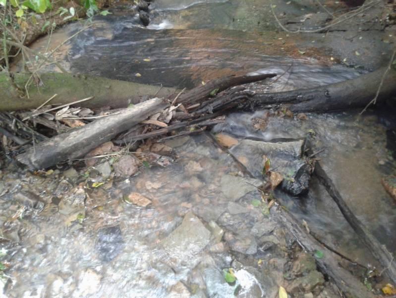 Análise Microbiológica da água de Rios Biritiba Mirim - Análise Microbiológica da água de Rios