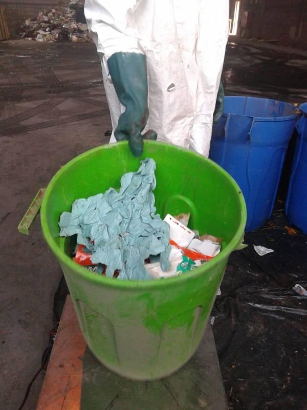 Análises Gravimétrica de Resíduos Sólidos Araraquara - Análise de Resíduo Seco