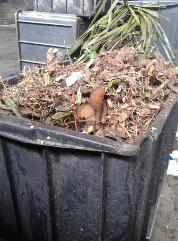 Gravimetria de Resíduos Sólidos Bertioga - Análise Gravimétrica do Lixo