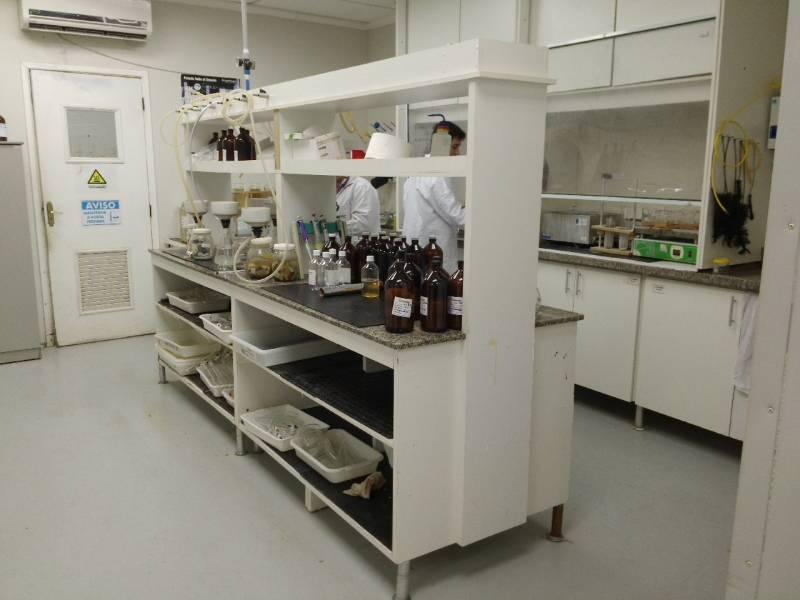 Laboratório de Análise de água Parque Peruche - Laboratórios de Análises Microbiológicas