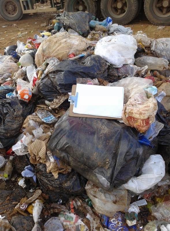 Laboratório de Análise Gravimétrica do Lixo Ilhabela - Análise Gravimétrica do Lixo