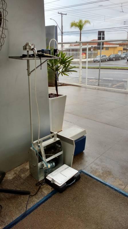 Laboratório de Qualidade do Ar Marapoama - Análise de Ar