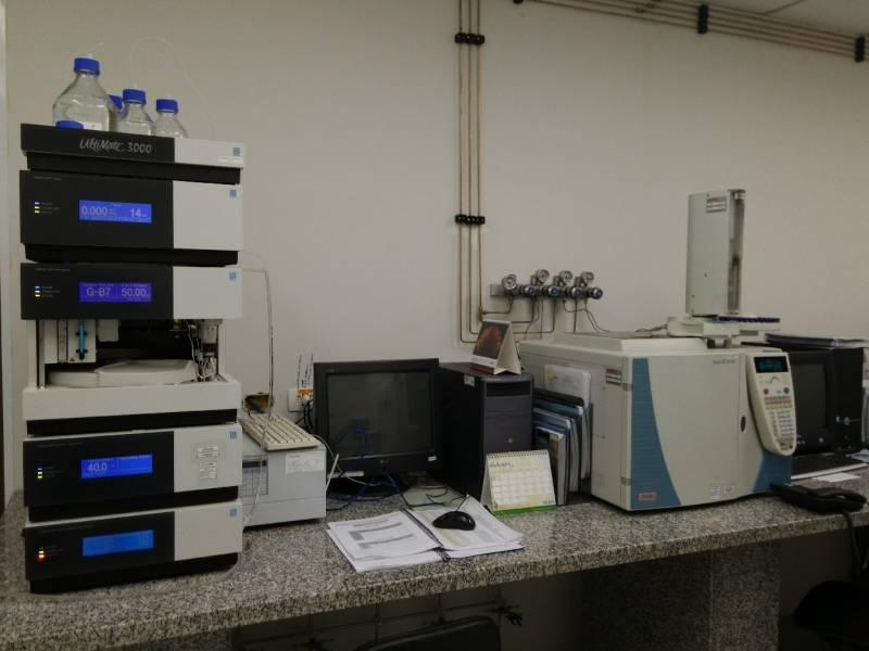 Laboratórios de Controle de Qualidade da água Pirituba - Coleta de água para Análise Físico Química