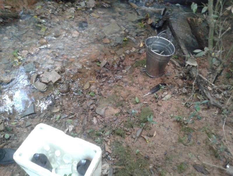 Onde Encontrar Coleta de água para Análise Físico Química Vila Clementino - Coleta de água de Rio