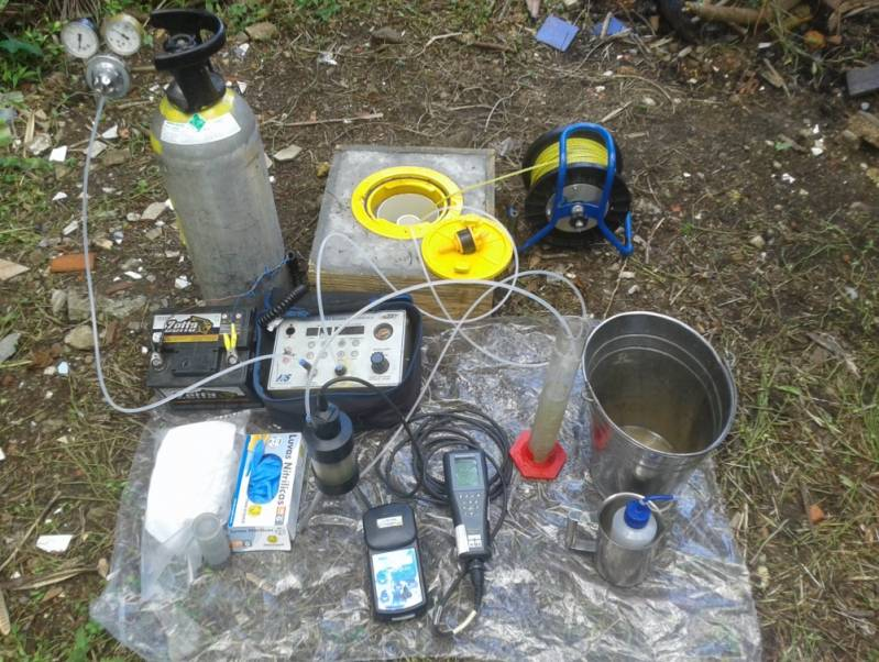 Serviço de Análise Laboratorial de água Nilópolis - Análise Laboratorial Biológica