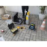 amostragem de água subterrânea preço Vila Gustavo