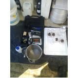empresa de análise de óleos industriais Rio Pequeno