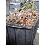 gravimetria de resíduos sólidos Cidade Dutra