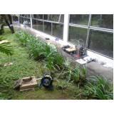 laudo de água de poço Cidade Jardim