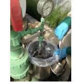 quanto custa coleta de amostras de águas e efluentes Santa Cecília