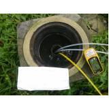 serviço de análise de água em poços Alphaville