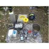 serviço de análise laboratorial de água Cursino